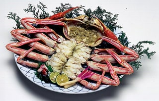 Boiled Snow crab (Whole)